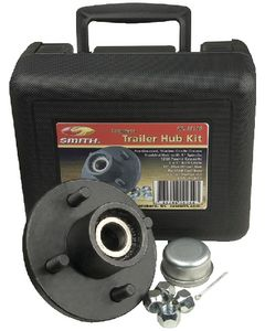 CE Smith C.E. Smith Trailer Hub Kit Package 1-1/16 Stud 5 x 4-1/2