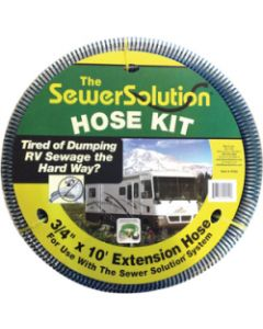 Other SEWERSOLUTION 10' EXT HOSE