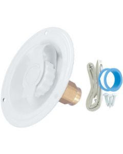 Other WATER INLET LEAD FREE WHITE