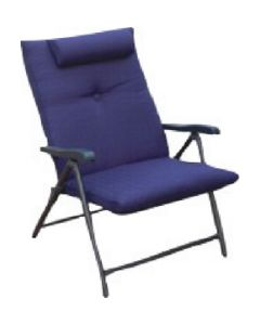 Prime Products PRIME PLUS FOLD.CHAIR-CALIF.BL