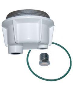 Racor 320 Metal Bowl Kit White