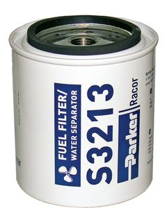 Racor 10 Micron Gasoline Spin-On Fuel Filter Element For B32013, Merc.#C-35-60494-1