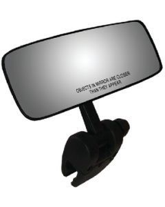 Cipa Mirrors Mirror, Pivot Cup Mount, Black 11083