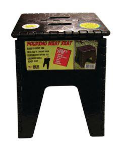 B&R Plastics 15IN NEAT SEAT BLACK