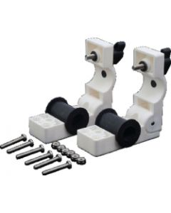 Seadog REMOVEABLE RAIL MNT CLAMP 2/PK