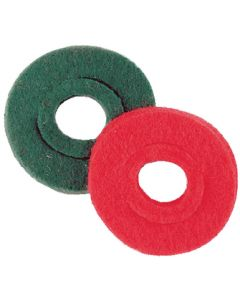 Ancor Anti-Corrosion Rings Red/Green