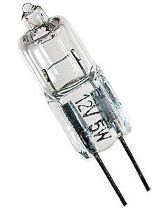 Ancor Mini Halogen Light Bulb, 12v, 20w, 1.67 Amp, 1 Pack