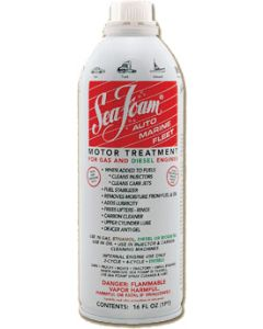 Seafoam Motor Treatment Fuel Injector Carburetor Cleaner, 16oz
