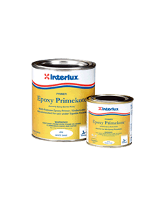 Interlux White Epoxy Primekote, Quart