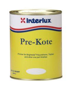 Interlux White Pre-Kote Primer, Quart