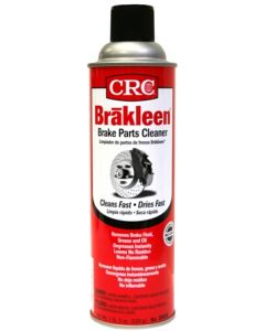 CRC Brakleen Brake Parts Cleaner, 20oz