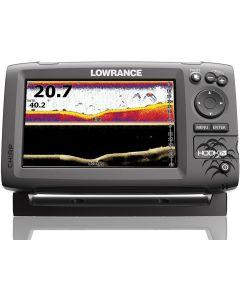 Lowrance HOOK-7x Mid/High/DownScan