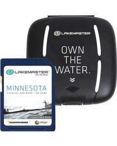 Humminbird LakeMaster SouthEast States MicroSD (AL/FL/GA/KY/LA/MS/TN)
