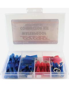 Seasense Waterproof Electrical Kit, 42 Pieces