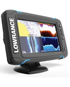 Lowrance Elite-7 Ti Mid/High/DownScan