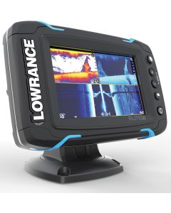 Lowrance Elite-5 Ti Mid/High/TotalScan