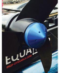 T-H Marine Supply Prop Nut, Motorguide, Blue