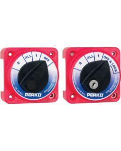 Perko Battery Switch with Key Lock