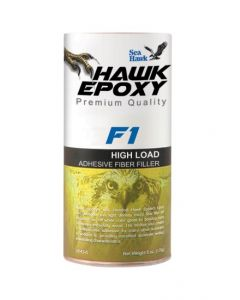 Seahawk High Load Adhesive Filler, F1, 43 oz - Hawk Epoxy
