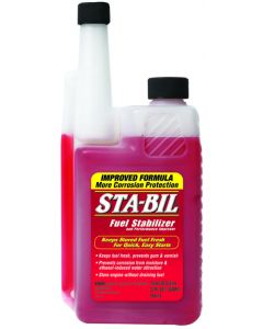 Gold Eagle Sta-Bil Fuel Stabilizer, Twin Neck Bottle, 32oz