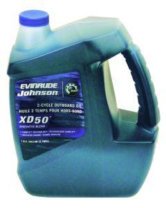 BRP Evinrude/ Johnson XD50 Outboard Engine Oil - Gallon