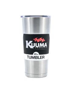 Kuuma 20oz Stainless Steel Tumbler w/Lid