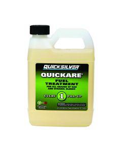 Quicksilver Quickleen Engine/Fuel System Cleaner,  Quart