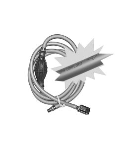 Quicksilver 8 Ft. Fuel Line Assembly 8M0061885