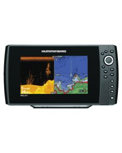 Humminbird Helix 10 Chrip Mega SI GPS G2N Combo
