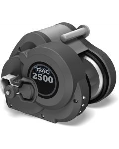 Trac Ecological Trac Outdoor Products Electric Winch, 2,500 lb. Capacity