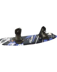 Hydroslide Matrix Wakeboard, 136cm with Bindings- Fusion