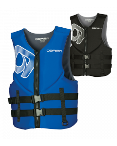 "O'Brien Men's Traditional Neo (Blue)-XL (44""-48"") Life Jackets"