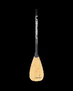 O'Brien 2pc 8.0 Bamboo Blade, Aluminum Paddle