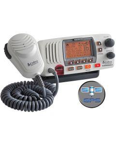 Cobra MR F77W Fixed Mount Class D VHF Radio White