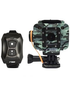 Cobra WASPcam HD WIFI Action Sports Camera Camo