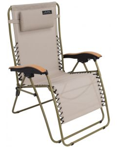 ALPS Mountaineering Lay-Z Lounger Chair tan