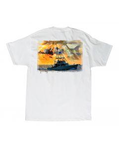 Guy Harvey Men's Cruisin Short Sleeve T-Shirt