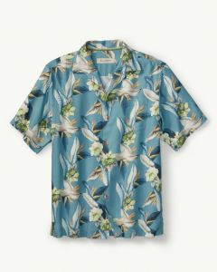 Tommy Bahama Men's Tropic of Triton Camp Shirt