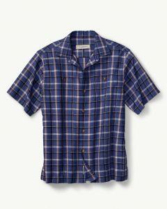 Tommy Bahama Men's Peninsula Plaid Camp Shirt