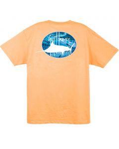 Guy Harvey  Men's The Deep Short Sleeve T-Shirt