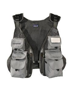 Patagonia Convertible Vest Forge Grey