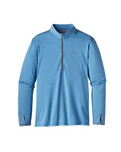 Patagonia Men's Tropic Comfort 1/4 Zip Performance Shirt
