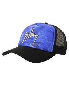Guy Harvey Men's Legend Camo Trucker Hat