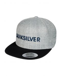 Quiksilver Men's Top Shelfer Snapback Hat