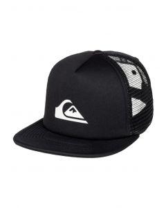Quiksilver Men's Snap Addict Trucker Hat