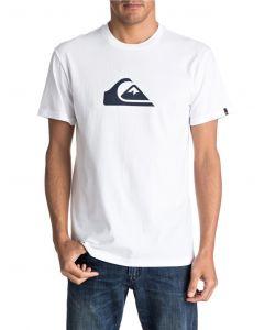 Quiksilver Men's Mountain Wave Logo Tee