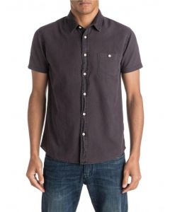 Quiksilver Men's Time Box Short Sleeve Shirt