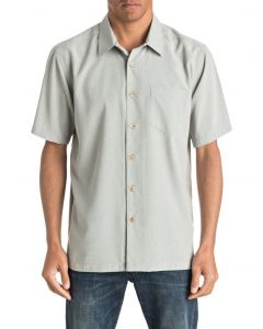 Quiksilver Waterman Men's Cane Island Short Sleeve Shirt