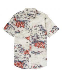 Billabong Men's Vacay Short Sleeve Shirt