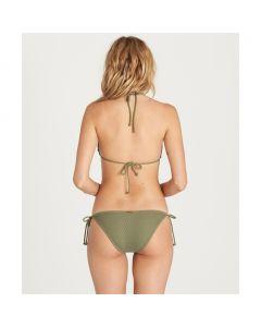 Billabong Women's Meshin With You Tropic Bikini Bottom